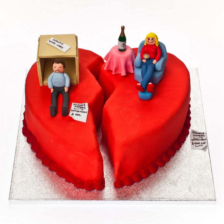Images Divorce Cakes