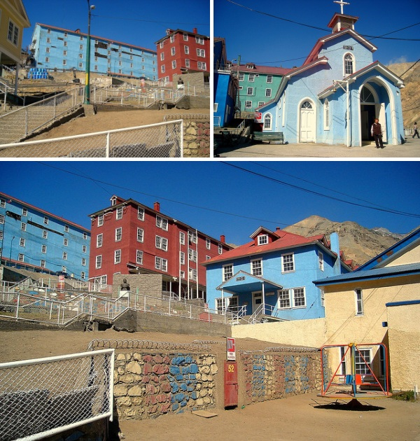 6 Ghost Towns In South America